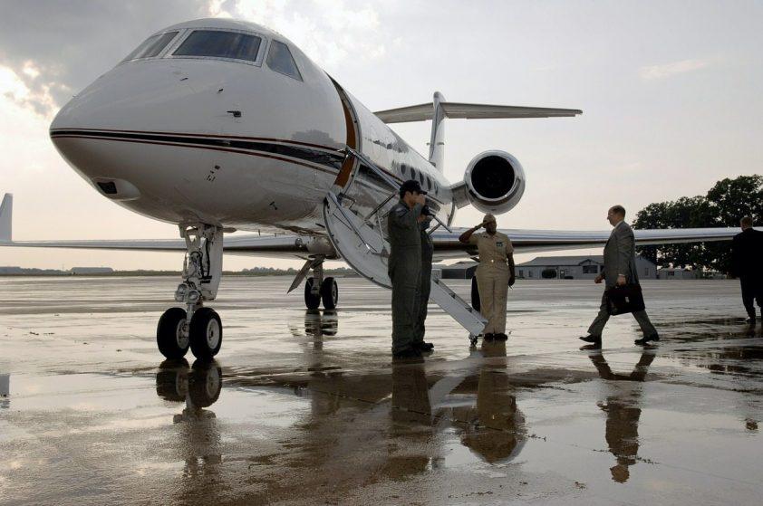 súkromné lietadlo