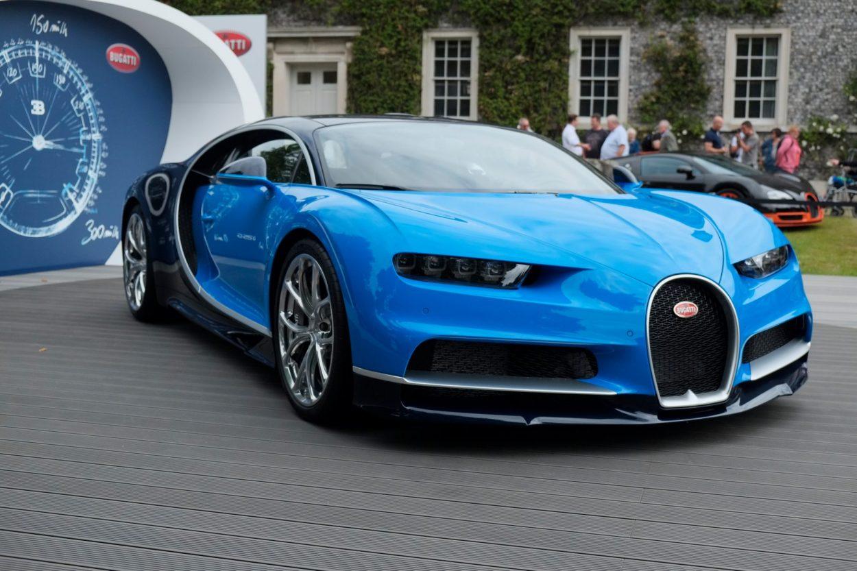 Jediné Bugatti Chiron Zo Slovenska Sa Predáva Za Rekordnú