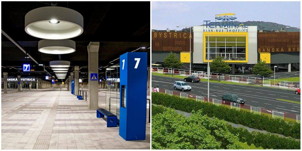 Hrozí zatvorenie najmodernejšej autobusovej stanice na Slovensku  9d81bbdfade