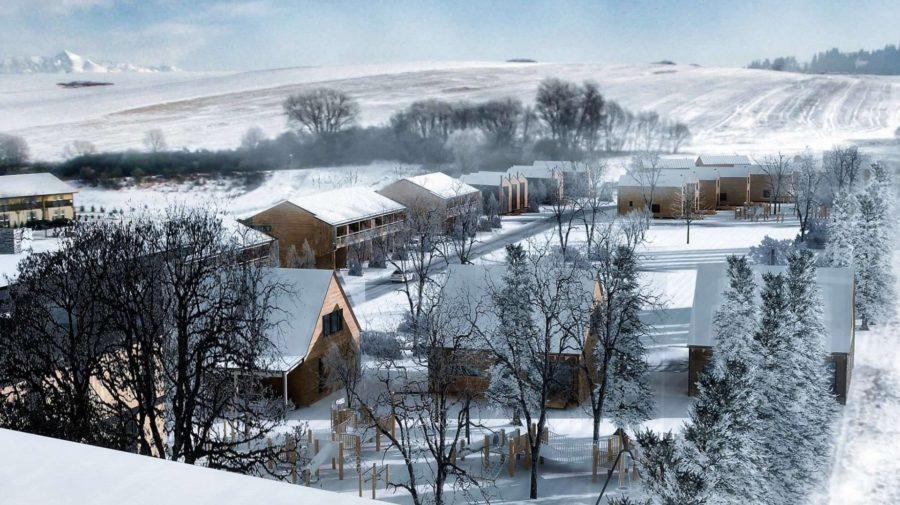 Takto bude už onedlho vyzerať Demänová village