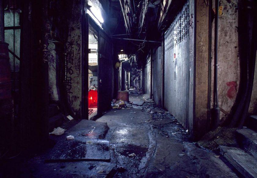 ulica mesta