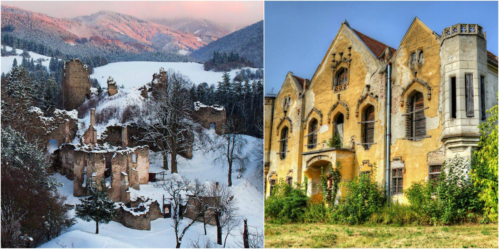 66cfa3f7d Na Slovensku si teraz môžeš kúpiť hrad či kaštieľ za cenu trojizbáku v  Bratislave