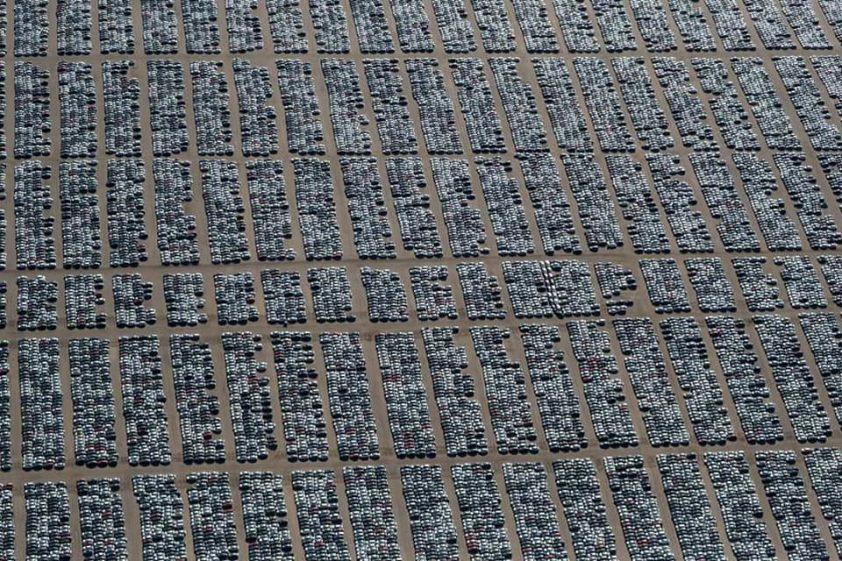 automobily na púšti