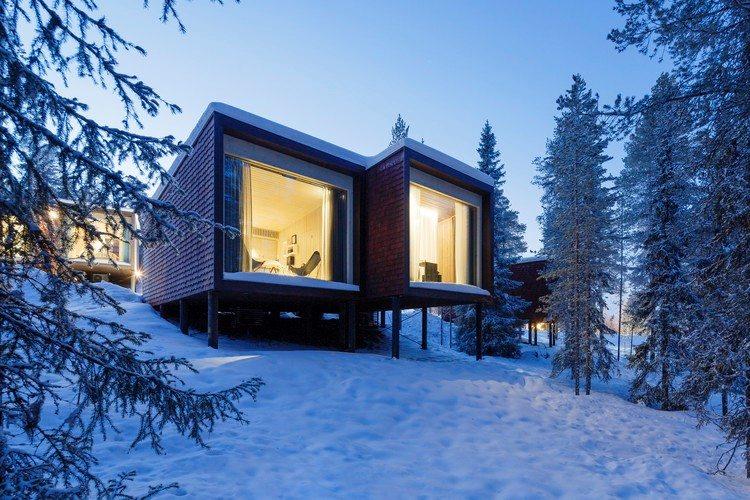 V Demänovskej doline možno vyrastú takéto chatky po vzore z Fínska.