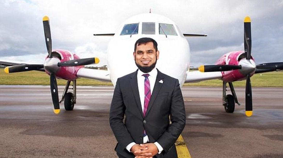 letecká spoločnosť