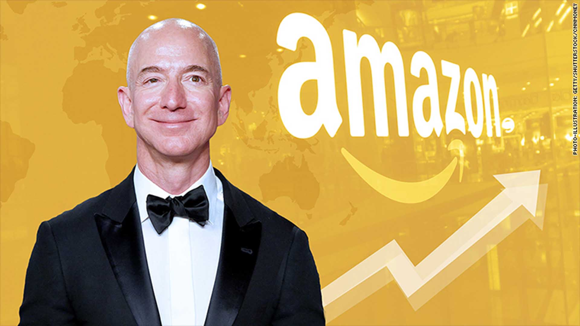 Jeff Bezos soán ngôi Bill Gates, trở thành tỉ phú giàu nhất thế giới với tài sản 150 tỉ USD