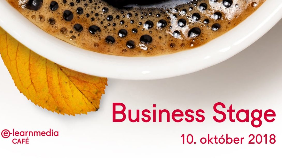e-learnmedia CAFE-Business Stage