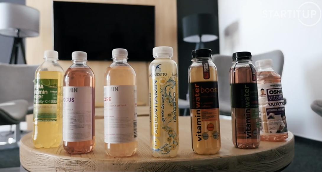 Vitamínové vody