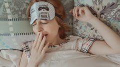spánok únava vstávanie ráno