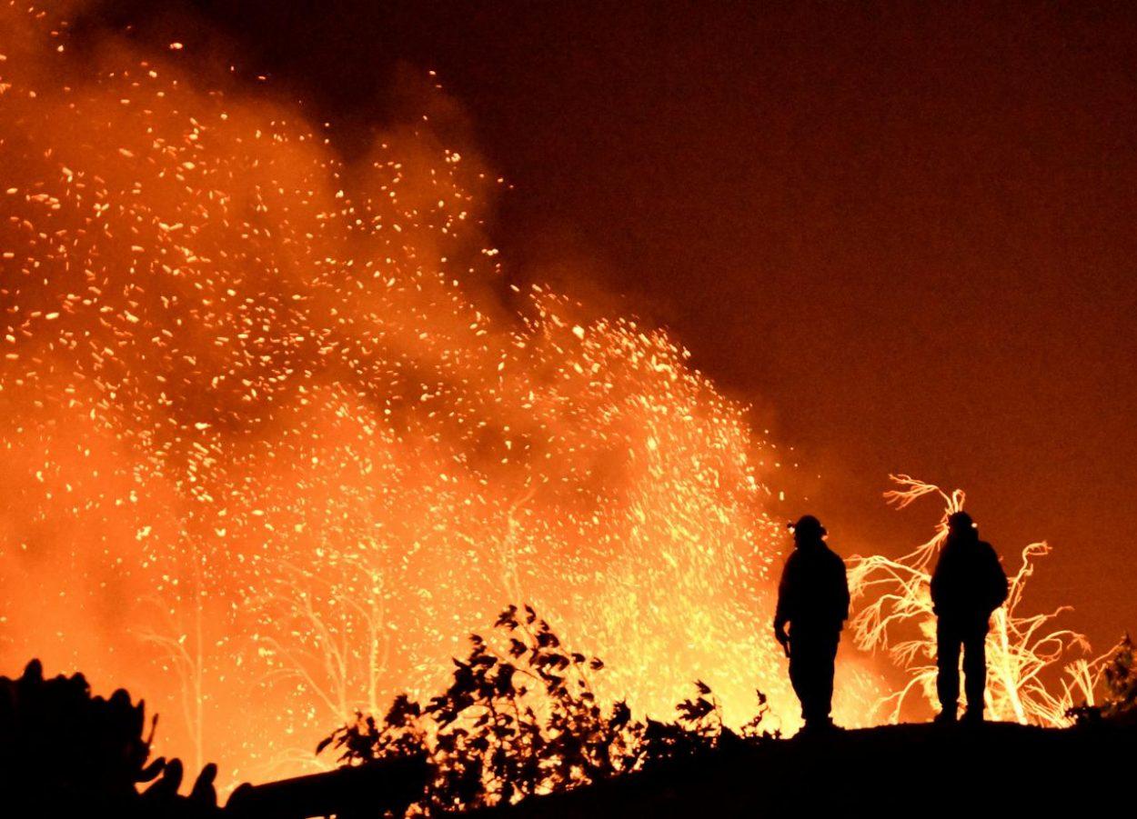 požiare
