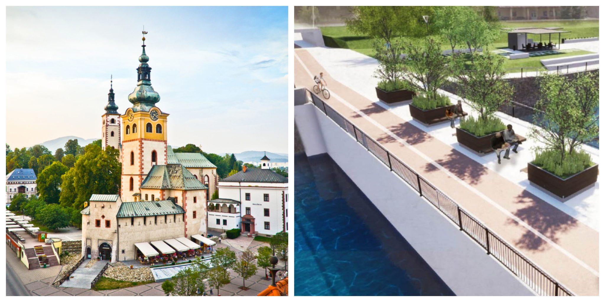 V Banskej Bystrici vznikne nový park 47a5cb3997b