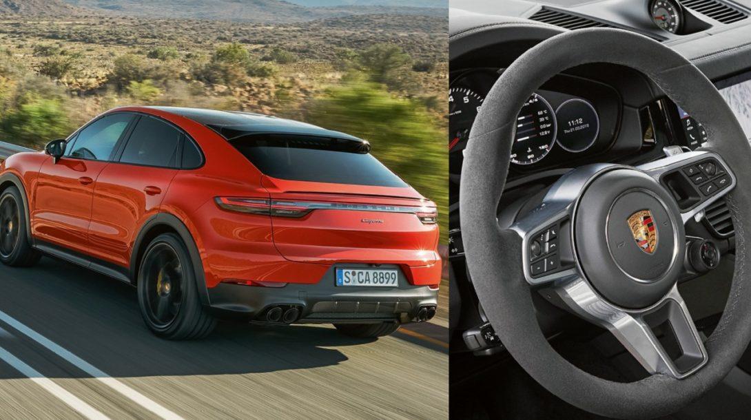 Porsche Cayenne Coupe zdroj: Porsche Press Kit