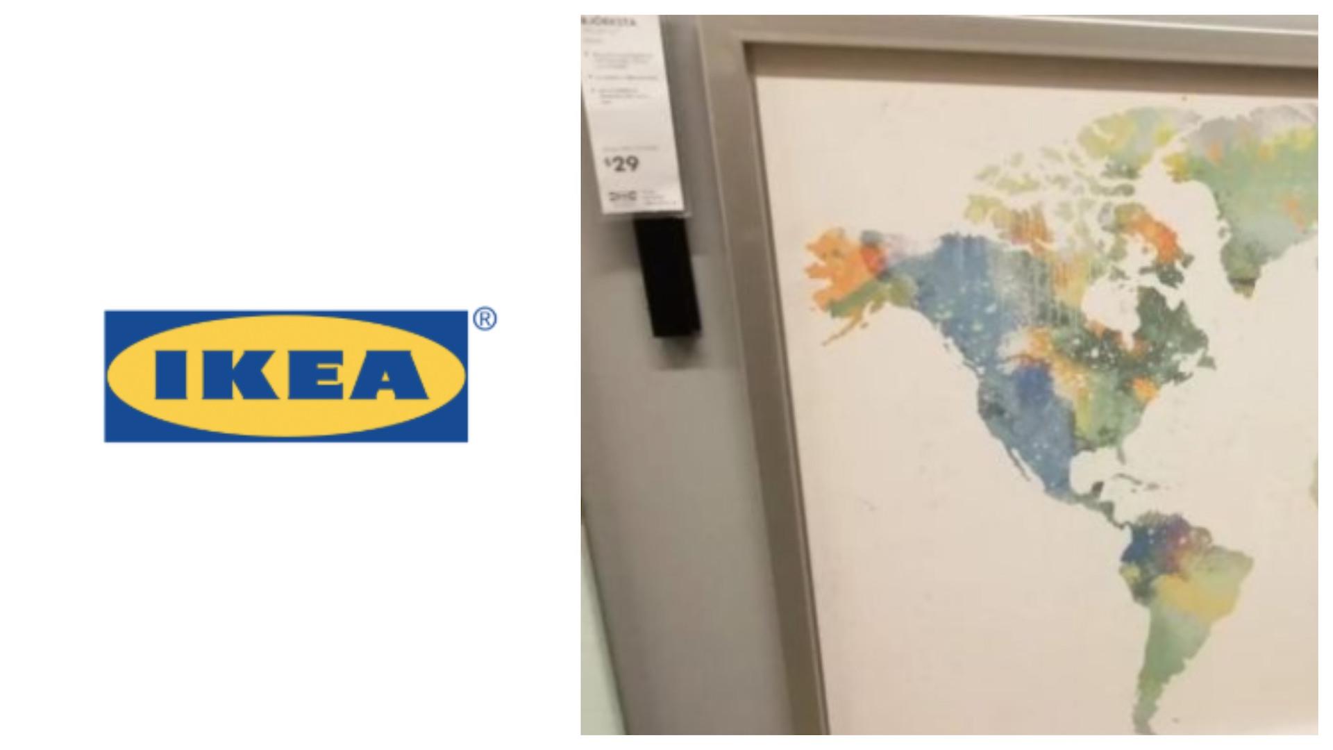 Ikea Celi Kritike Na Svojej Mape Sveta Zabudla Na Jednu Krajinu