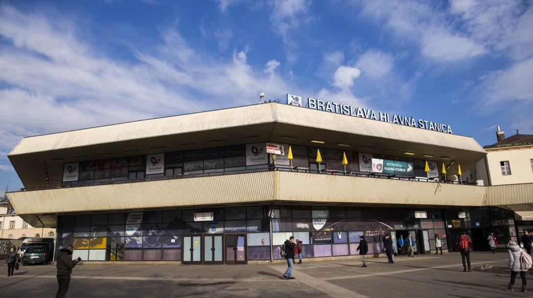 BA Hlavná stanica TASR