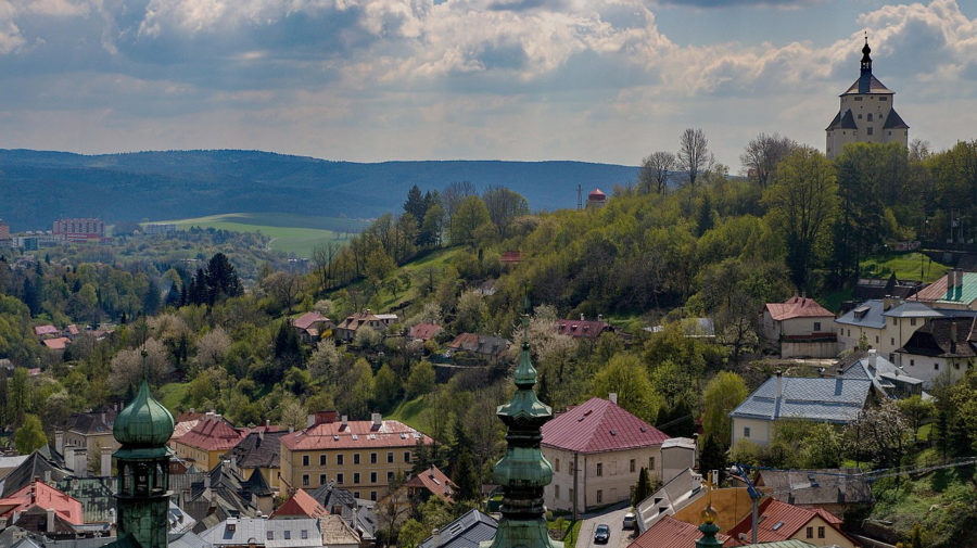 Banská Štiavnica (WIkimedia, Marekkacir)
