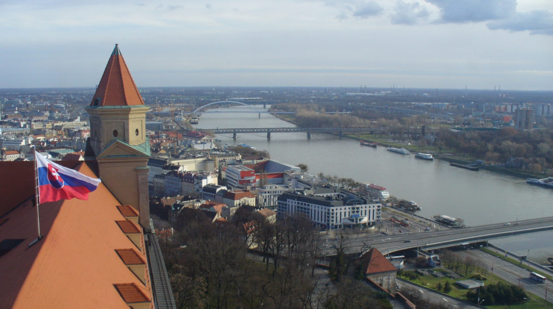 Dunaj, Bratislava (Wikimedia, Pudelek)