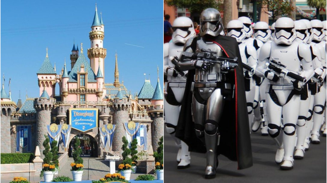 Flickr (Disneyland/Chad Sparkes)