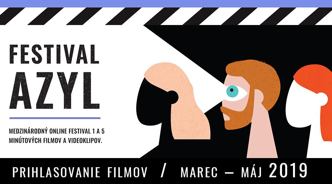 fdfd5f533cee Aj vďaka Festivalu AZYL - medzinárodnému online festivalu minútových a  päťminútových filmov a videoklipov - dostávajú začínajúci filmári aj  profesionáli ...