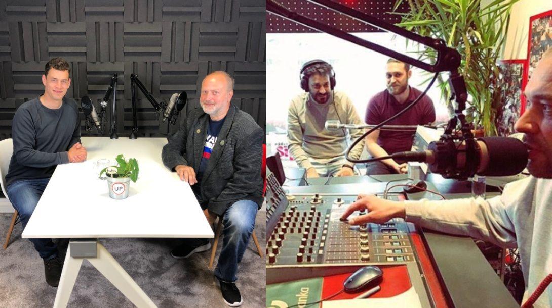 Lehotsky podcast Radio sity