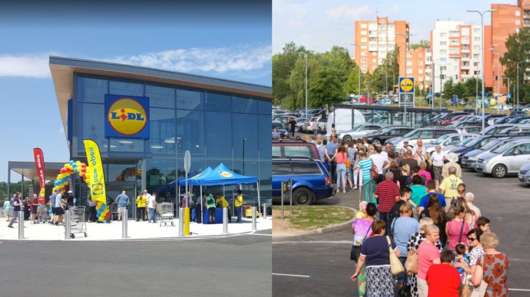 c16b95493 Lidl dnes na Slovensku otvára nový typ predajne s výrazne zlacneným  tovarom. Potraviny tu však nenájdeš