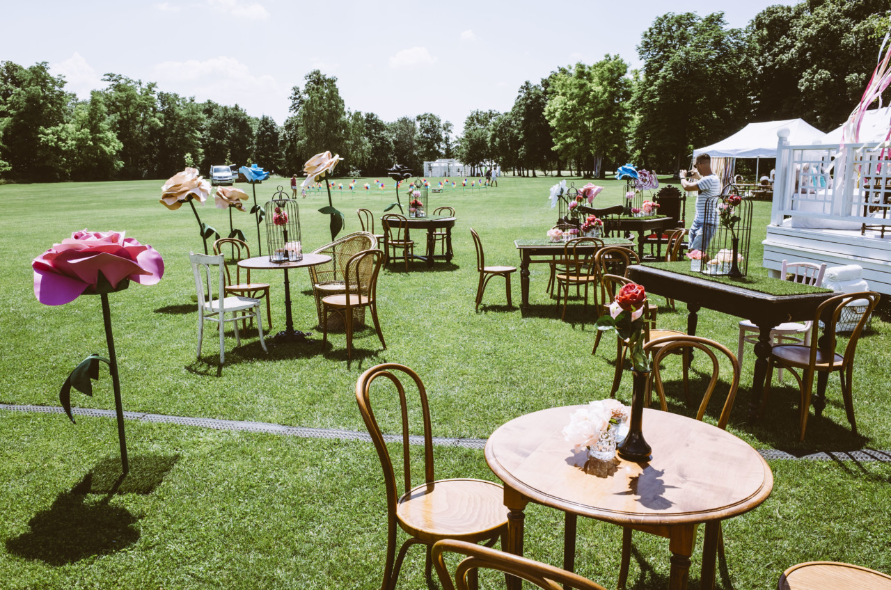 Garden party ELOO Ateliér