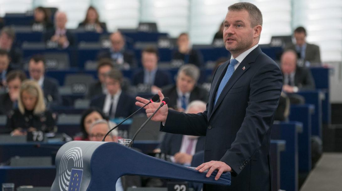 Peter Pellegrini (Flickr European Parliament)