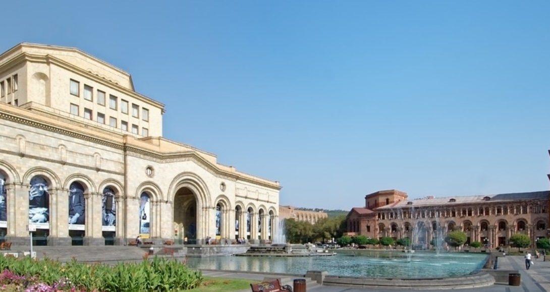 Yerevan, Arménsko, zdroj: pixabay.com