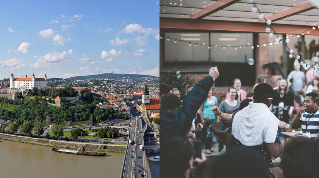 Bratislava (Wikimedia, Marc Ryckaert), Ilustračný obrázok (unsplash.com)