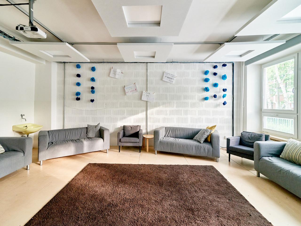 Kleinert Creative House - Obývačka