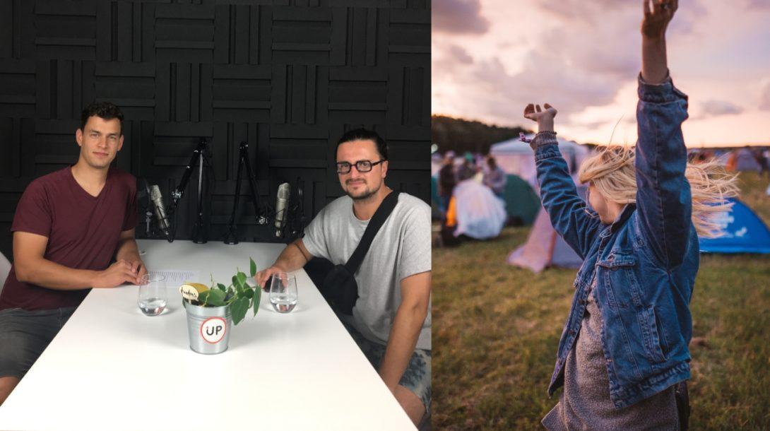 podmanický podcast