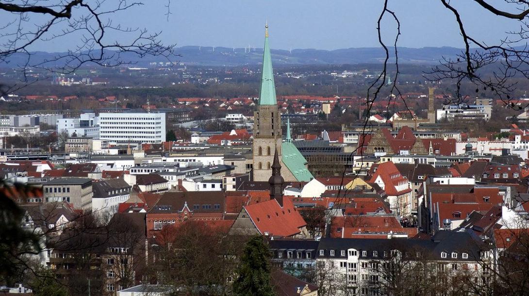 Bielefeld (Wikimedia, Zefram)
