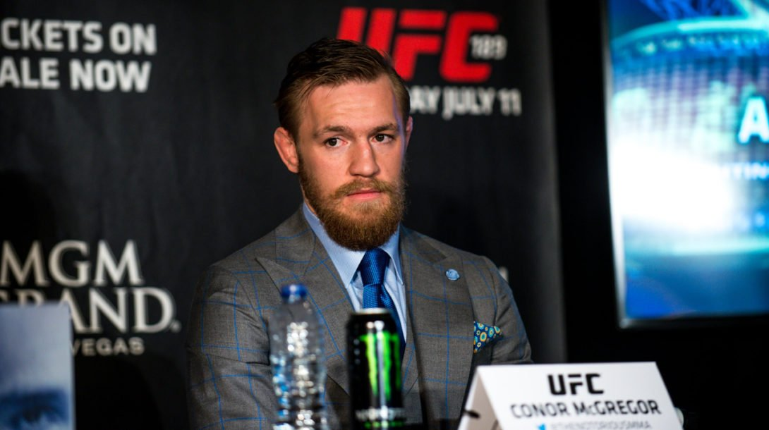 Conor McGregor (Flickr, Andrius Petrucenia)