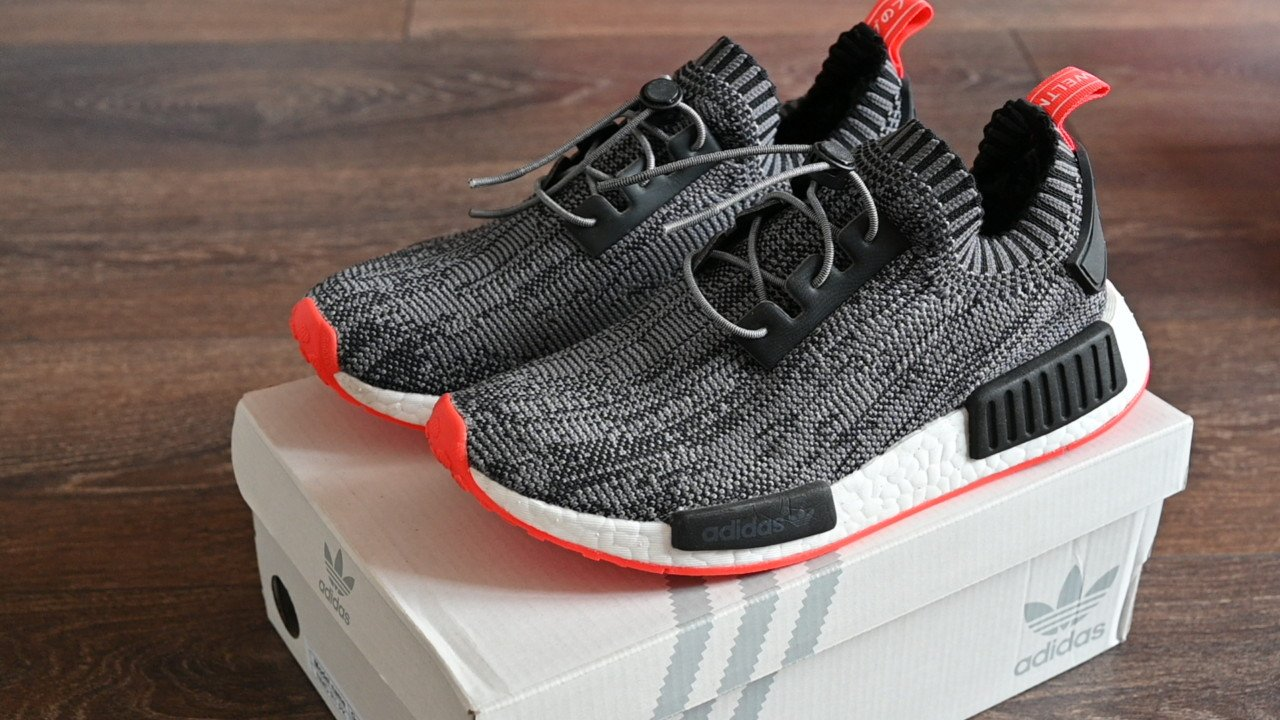 "adidas NMD ""Firestarter"" - employees only: Startitup"