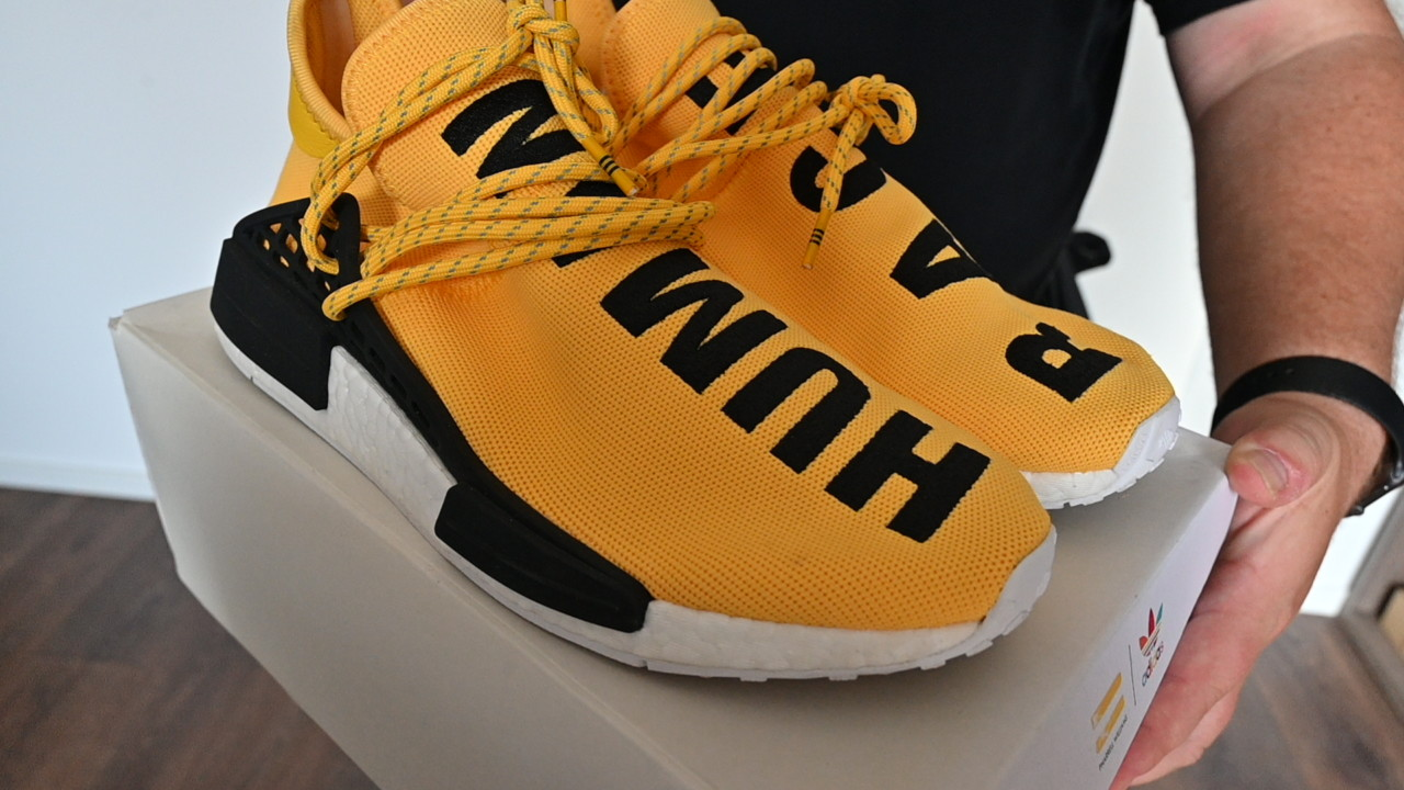 adidas x Pharell Williams: StartitupJPG