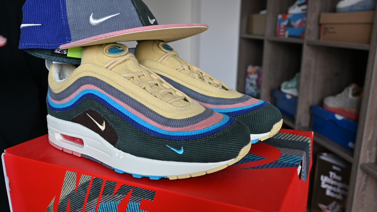 Air Max 1:97 Sean Whoterspoon :Startitup