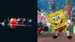 Ilustračný obrázok (unsplash.com). SpongeBob (Flickr, Loren Javier)