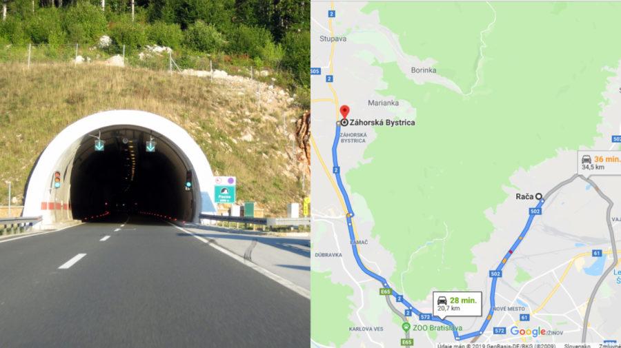 Ilustračný obrázok (Wikimedia, Roberta F.), Google Maps