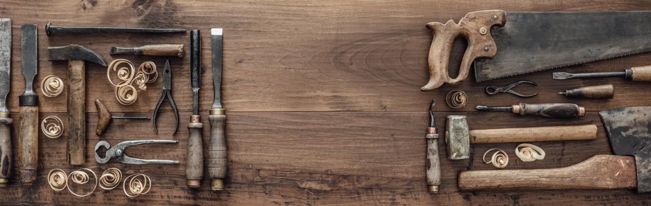 Drevene nacinie/Hand wood