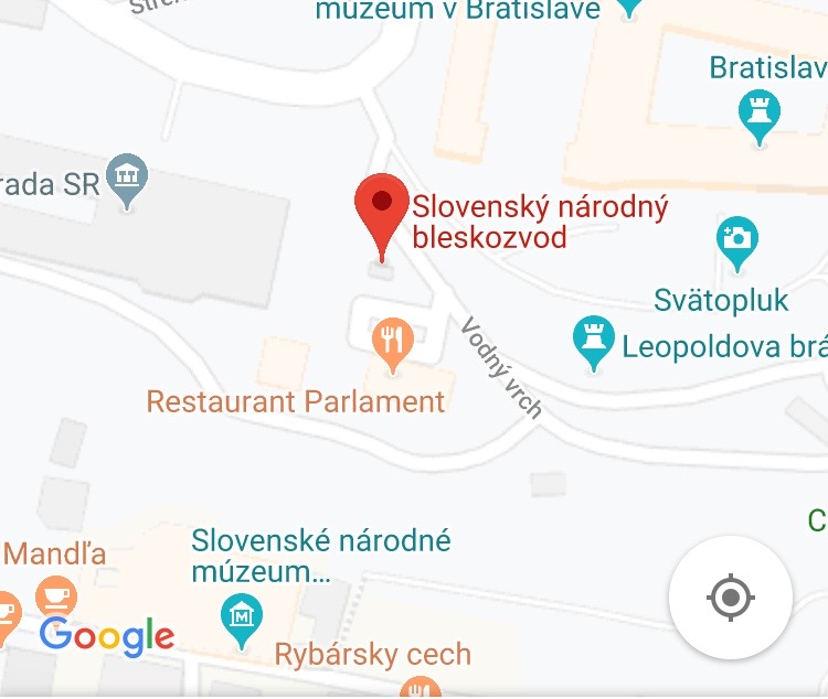 Screenshot/Google maps