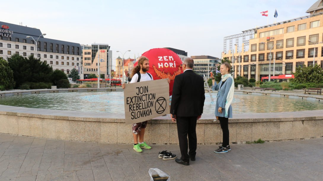 Extinction Rebellion Slovakia