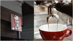 KFC coffee