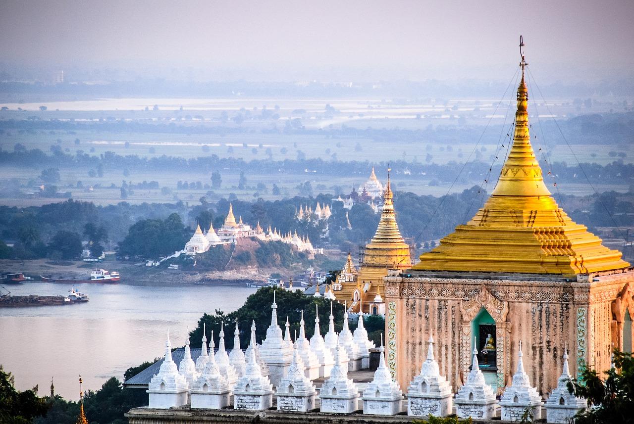 Zlatá pagoda/pixabay.com