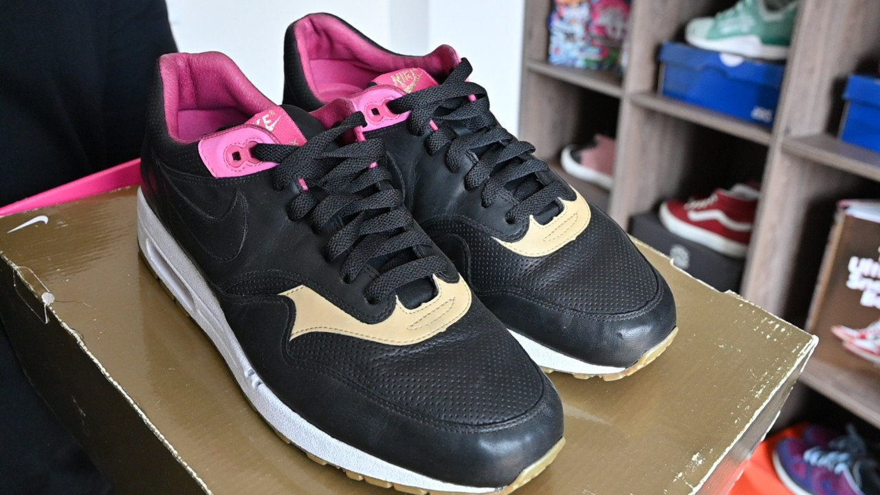 "Nike Air Max 1 ""Kid Robot"": STartitup"