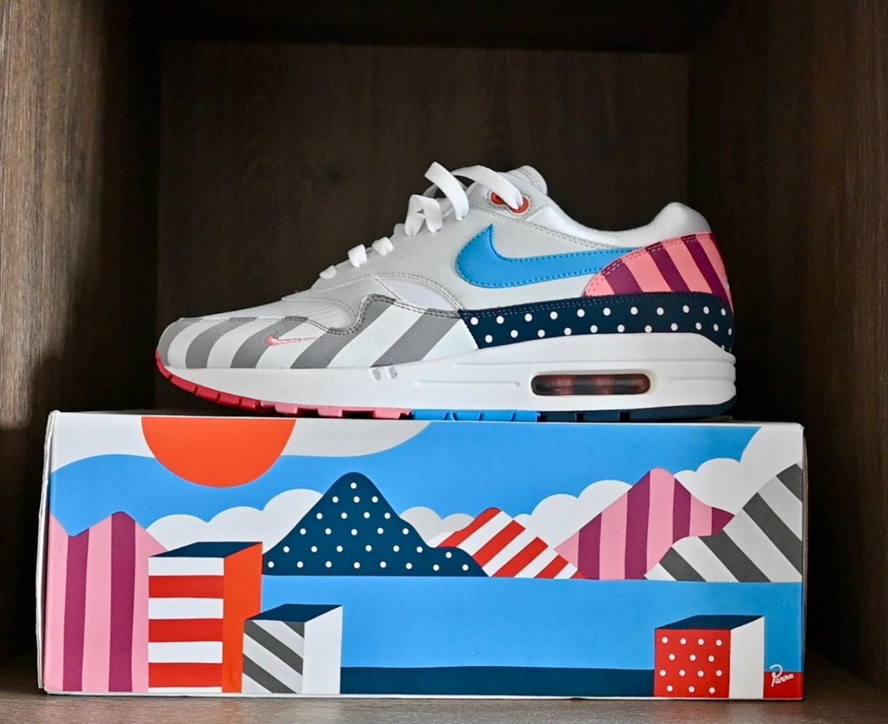 """Nike Air Max 1 """"Parra"""": Startitup"""