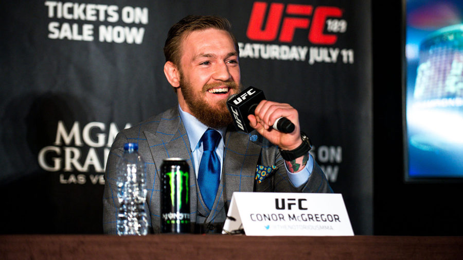 Conor McGregor (wikimedia Andrius Petrucenia)