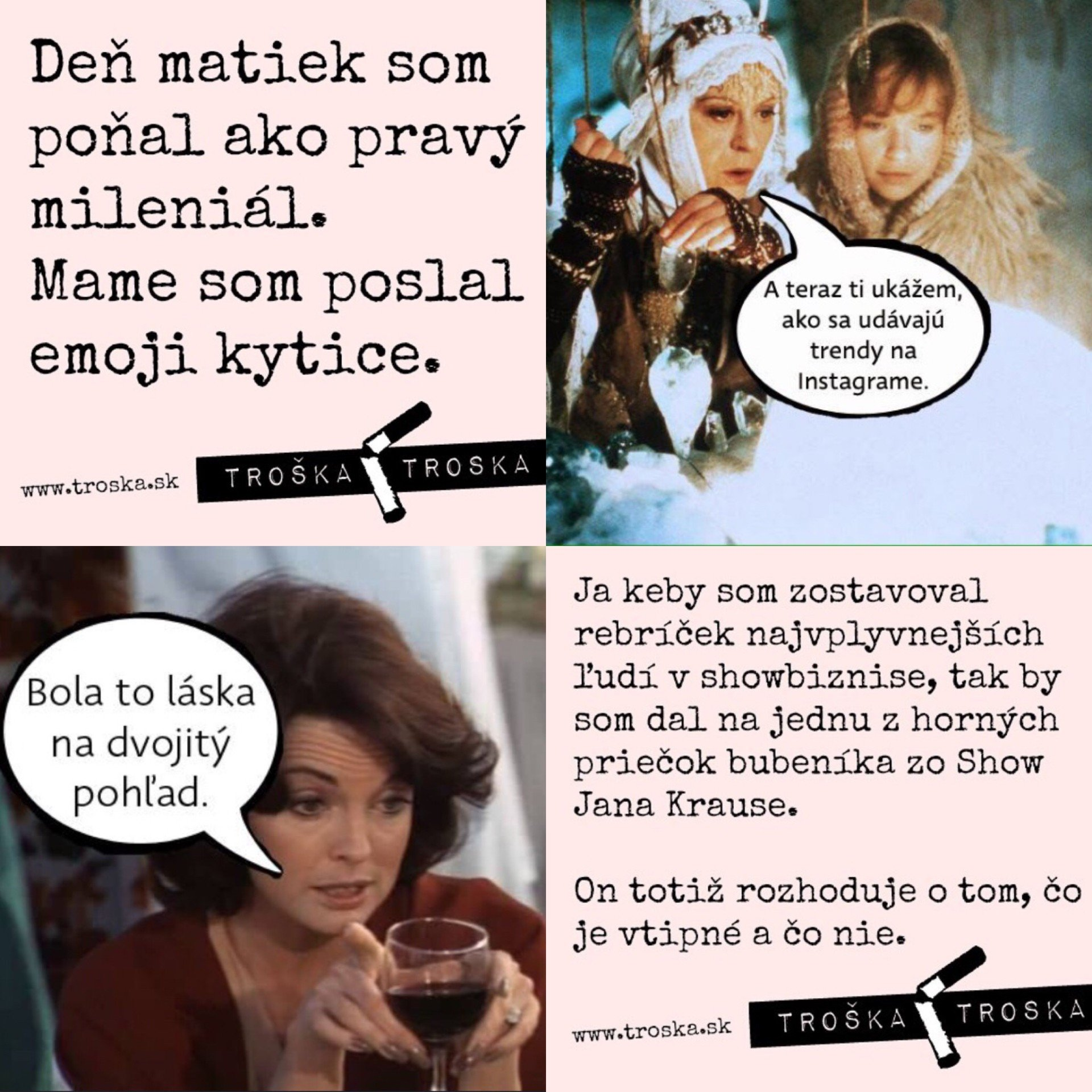 Michal Belej/Eastern Hipster/Troška Troska