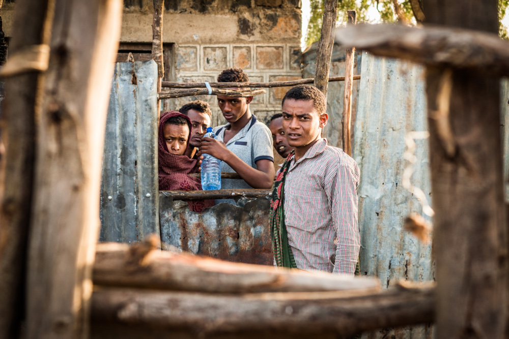 Afrika na pionieri PR 08 Etiópia