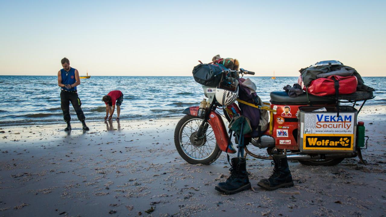 Afrika na pionieriAutor foto Marek Duransky