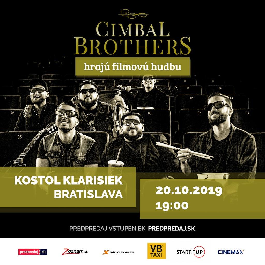 Cimbal Brothers Plagát