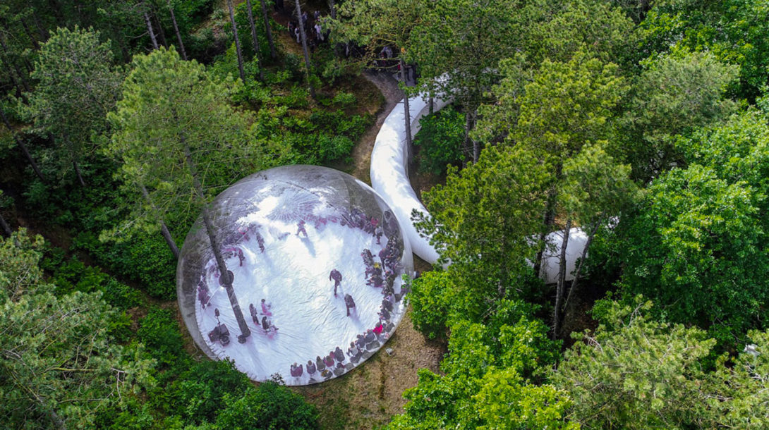The Big Mass, Archív: Plastique Fantastique / powered by Kaufland